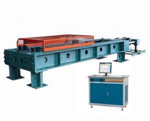 China Horizontal tensile testing machine, ropes tensile testing machine on sale