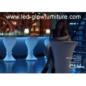 China IP65 Waterproof LED cocktail bar chair and table / stool for Oliver Queen verdant club on sale