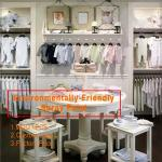 Customized  high quality baby kids clothes store interior design