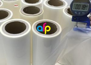China Double Sides Corona Treatment Gloss Laminating Film for Printing and Stamping on sale