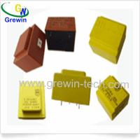 China PCB Mounting Current Voltage Low Frequency Transformer with High Performance on sale