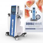Vertical 2 In 1 Shockwave Therapy Machine Electronmagnetic System