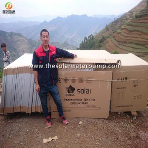 China solar water pump system with smart inverter Mppt control best price offer on sale