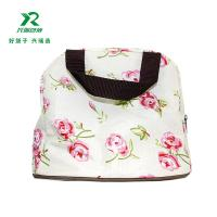 Guangzhou factory fresh oxford ladies make-up cosmetic bag toiletry Bag with handle Travel cosmetic bags manufactory