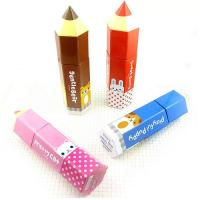 China Eco-Friendly Cool Pencil Cases For Kids In Pencil Shape on sale