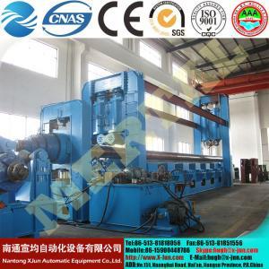China Hot! W12CNC-60X3500 High Quality Hydraulic CNC Plate Rolling Machine/Italian Imported Machine, Plate Bending Machine on sale