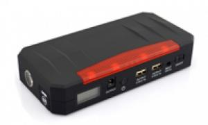 China 2015 New 21000mah Two USB output emergency portable multi-function car jump starter CL-X08 on sale
