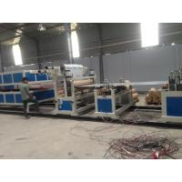 China Coil Coating Aluminum Composite Panel Production Line 1.0mm - 5.0mm  thickness 1220mm - 2050mm width on sale
