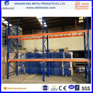 China Durable Steel Wire Mesh Decking for Pallet Racking with CE Certificate on sale