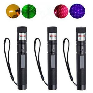 China 532nm 5mw Copper High Power Laser Pointer For Children Amusement on sale