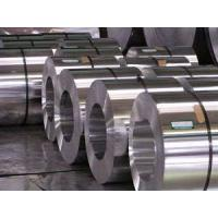 Slitted Construction Galvanized Steel Coils / Galvanized Steel Strip For Window Frame