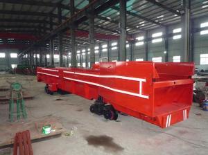 China Shuttle Mine Car for underground roadway, tunnel, culvert on sale