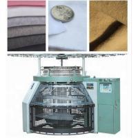 China Durable Single Jersey Circular Knitting Machine , High Speed Circular Pile Knitting Machine on sale