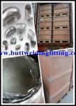 Pieza acodada redonda UNS S 32760 del acero inoxidable del SA 815 de ASTM