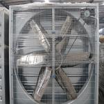 1.1KW Chicken Poultry Farm Climate Control System Pressure Ventilation Fan