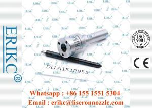 China ERIKC DLLA151P955 denso common rail  injector nozzle DLLA 151P 955 diesel injection nozzle spray DLLA 151 P955 on sale