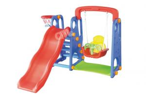 China Non - Toxic Indoor Play Equipment For Kids Anti Static 2 MM Thickness on sale