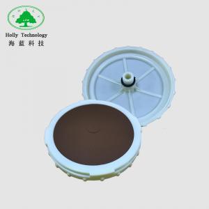 China PTFE 3 4 Inch Aquarium Fine Bubble Disc Diffuser Municipal Sewage Treatment on sale