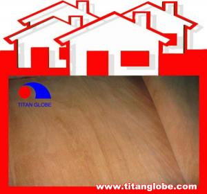 China Cheap Dried Face Veneer For Making Plywood,0.6mm Face Veneer,0.6mm MLH Face Veneer - Titan Globe on sale