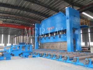 China MCL WC67Y 6600T12500  large double linkage CNC plate bending machine, hydraulic press brake,CNC PRESS BRAKE on sale