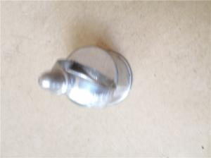 China Chain Link Fence Aluminium Die Casting Parts Acorn Post Caps For Gate Posts on sale