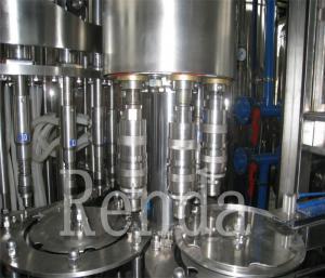 China 2000ml Carbonated Drink Filling Machine For Energy Drinks Bottle Washer Filler Capper 8000BPH|10000BPH on sale