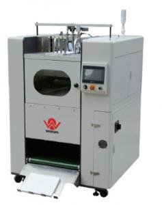 China Automatic Mounting Machine Produces Exquisite Graphic Books , Hardbound Books, Menus on sale