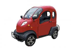 China 40km/H 72V Electric Four Wheeler Car on sale