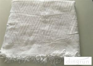 China Umrah Ihram Clothing 42*78 , Soft Ihram Clothing For Men 400g supplier