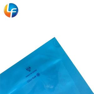 Quality 3 side heat sealing stand up gravure printing e liquid packaging bag for water for sale
