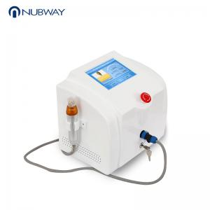 China Thermage cpt skin rejuvenation machine 80W power 5Mhz frequency Fractional RF Microneedle Machine on sale