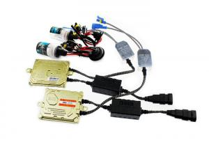 China Error Canceller Motorcycle Xenon Hid Kit , 9007 H4 Motorcycle Hid Kit 6000K 8000K on sale