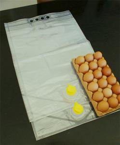 China BIB liquid egg packing on sale