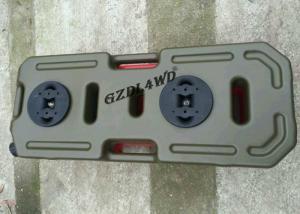 China 4WD 4x4 Off Road Accessories Plastic Jerry Can Fuel Tank 10L 20L on sale