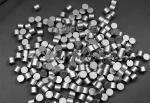Aluminium High Purity Metals Silver Color 99.999% 5n 6 * 6mm CAS No. 7429 90 5