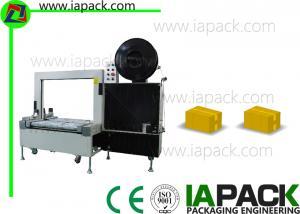 China Máquina que ata con correa completamente automática secundaria de la empaquetadora del PLC on sale
