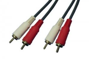 China RCA Cable 2 RCA Male To 2 RCA Male on sale