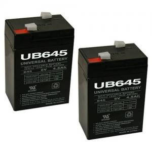 China sealed Lead-Acid 4Ah 6v rechargeable battery with ABS case on sale
