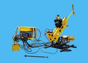 China 360° Underground Hydraulic Core Drilling Rig , Underground Drilling Machine on sale