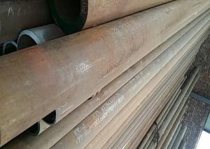 China Boiler Seamless Carbon Steel Tube ASTM A106 Gr. C For High Temperature Operation on sale