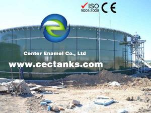 China Center Enamel Provides Bolted Steel Tanks Design And Manufacturing For Customer All Over The World on sale