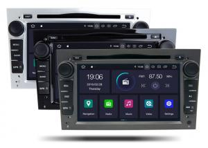 China Opel Vivaro/Astra H/Corsa Android 10.0 3 Types of Color Car Stereo DVD Player GPS Sat Nav Radio Support ODB OPA-713GDA on sale