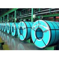 Cold Rolled Steel Strip Coil , 201 Stainless Steel Sheet Roll For Deep Draw