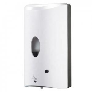 China Touchless Hand Sanitizer Dispenser , Wall Mounted Hand Gel Dispensers on sale