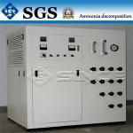 Sistema de la galleta del amoníaco del fabricante del hidrógeno, generador del amoníaco líquido