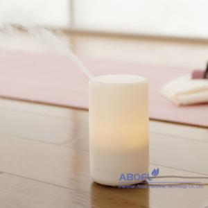 China USB 50ml Small Ultrasonic Aroma Diffuser , Car Air Condition Diffuser on sale