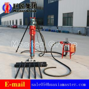 China KQZ-70D Air Pressure and Electricity Joint-action DTH Drilling Rig on sale