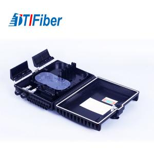 China 16 Ports Fiber Optic Distribution Box FTTH Indoor Outdoor SC/LC Adapters Suitable on sale