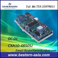 Artesyn/Emerson CXA10-48S05J 10W 5V output DC-DC converters