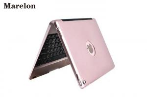 China Wireless Ipad Keyboard Case , Bluetooth Keyboard Case Auto Wake / Sleep Function on sale